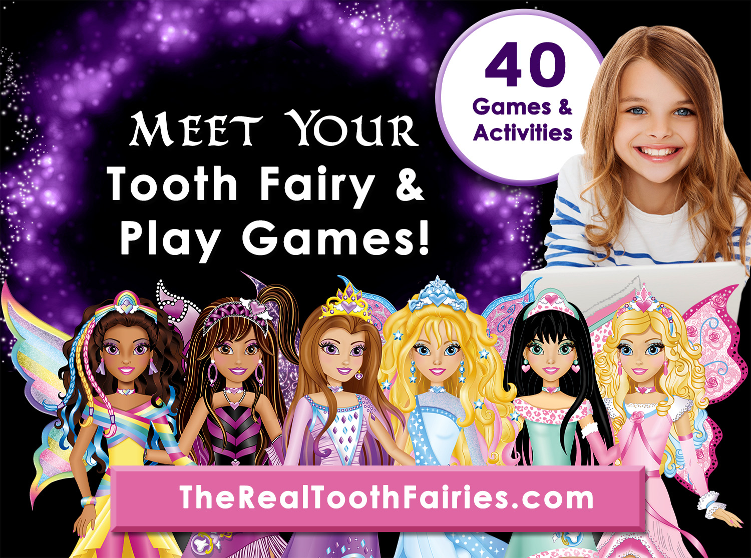 Meet Your Real Tooth Fairy Game